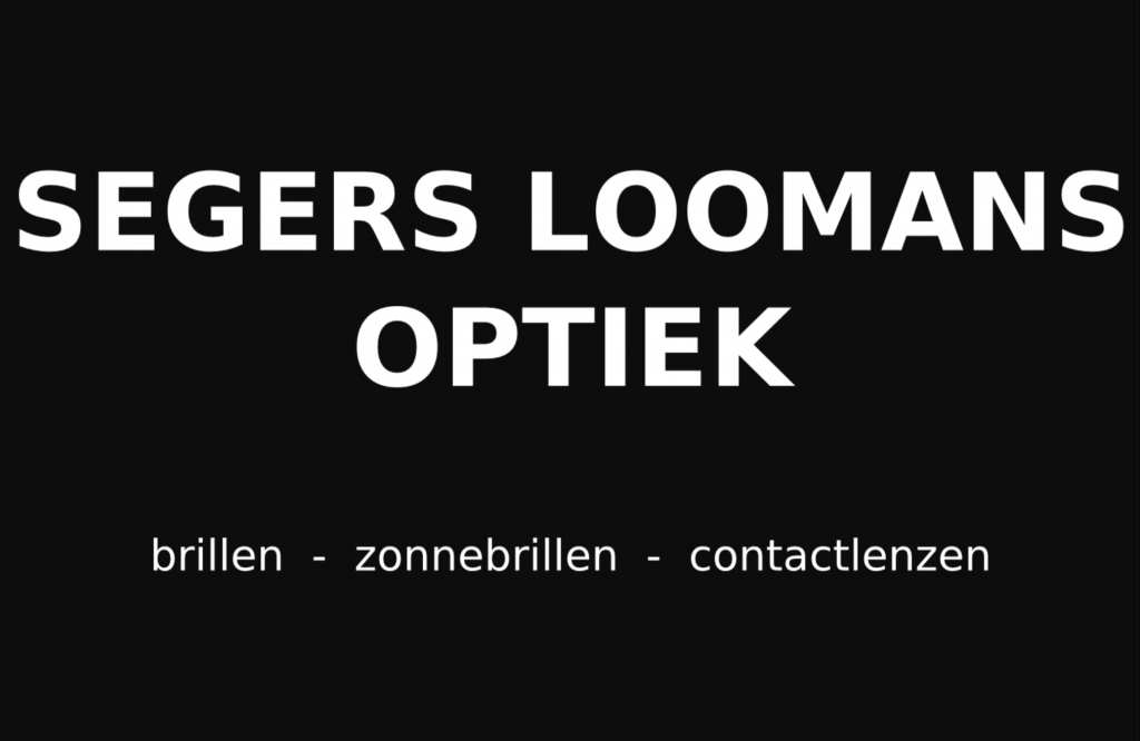 Segers Loomans Optiek